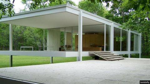 ファンズワース邸